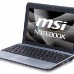 Oprava notebooků MSI