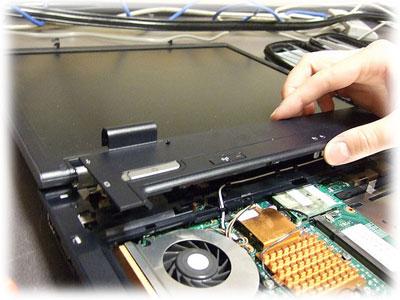 servis LCD panelu Asus
